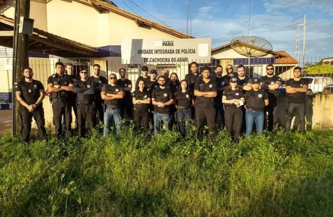 Operação 'Pecus' prende oito suspeitos na ilha do Marajó[1]